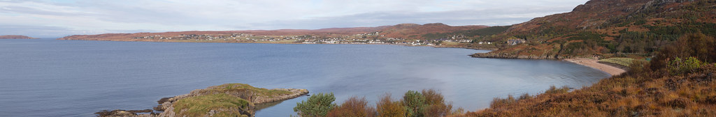 Gairloch from An Ard
