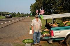 Roadside Vendor (VarietyHour) Tags: oudoor roadside vendor stand fuji xpro2