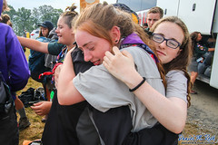 Scouting Friends Forever (Daniel M. Reck) Tags: 2017nationalscoutjamboree 2017jambo bsa basecampfoxtrot boyscoutsofamerica dmrfeature dmrphoto glenjean ireland mounthope nsj nationalscoutjamboree sbr scouting smiling summitbechtelreserve wosm westvirginia worldscouting year2017 crying emotional hug hugging smile unitedstates