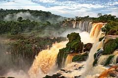 Cataratas del Iguazu - Argentina (HeavyMetalHero) Tags: cataratas do iguaçu brazil argentina lanscape nature waterfalls iguazu del