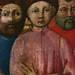 GIOVANNI FRANCESCO DA RIMINI (Attribué),1440-50 - La Vierge montant les degrés du Temple (Louvre) - Detail 58