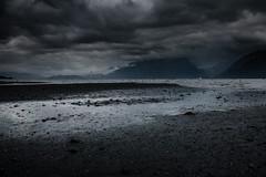 seward atmosphere (Selzzi) Tags: alaskalumixfall seward shore reflection