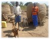 2017 goats purchased with savings from VSLA group (Foods Resource Bank) Tags: frb world renew humanitarian charity food security water conservation agriculture farmers vegetables crops maize raised bed garden mulching soil improvement cassave income protein animals disaster risk reduction drought flooding community training small business bricks