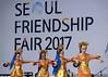Friendship Dancers (Mondmann) Tags: seoulfriendshipfair2017 fair festival multicultural seoul korea southkorea rok republicofkorea dancers asia eastasia asian mondmann fujifilmxt10 women culture costumes