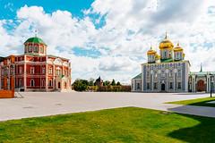 Architecture of City of Tulsk / Architektur der Stadt Tulsk