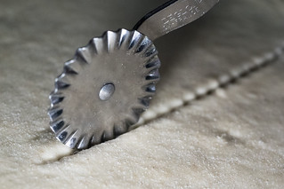 This utensil cuts the dough (for MacroMondays)