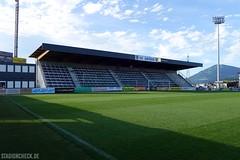 DAS GOLDBERG Stadion, SV Grödig 03