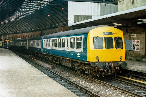 E53212 - Newcastle - January 1985