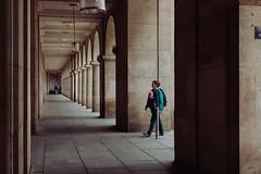 arcade   l   2017 (weddelbrooklyn) Tags: nikon d5200 dresden sandstein licht schatten architektur menschen arkaden leute street streetfotografie sandstone light shadows architecture people arcades arcade streetphotography