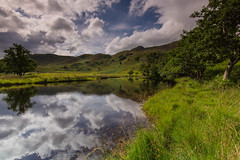The River Cannich .. (Gordie Broon.) Tags: rivercannich abhainn glencannich landscape scottishhighlands scotland schottland rio paysage hills reflections trees ecosse paisaje escocia paesaggio cannich invernessshire caledonia summer 2017 heuvels scozia scenery szkocja scenic skyreflections clouds gordiebroonphotography collines canon5dmklll colinas muchrachd carrie canon1635f4l geotagged