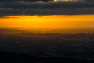 levé de soleil -sunset