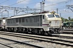 251.023 NETA (LIMPIA) (Andreu Anguera) Tags: locomotora eléctrica japonesa modelo251 2510233 reformada monfortedelemos lugo andreuanguera