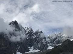 Dent d'Hérens 4.171 mt (Roberto Tarantino EXPLORE THE MOUNTAINS!) Tags: breuil cervinia valle daosta cervino dent dhérens quattromila neve agosto