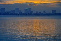 _DSC0009 (ngocnta.1311) Tags: sunset landscape vietnamlandscape lakeview