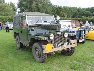 1968 Land Rover Series IIA 88