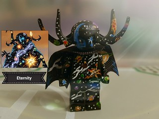 Eternity. Marvel Cosmic Entity.