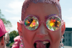 2017_Aug_Pride-1092 (jonhaywooduk) Tags: lady galore this is how we drag amsterdam pride 2017 canal boat transvestie