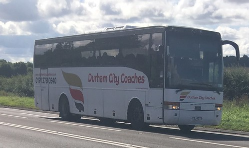 Durham City Coaches Xil 4073 07 08 2017 A Photo On Flickriver