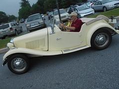 1953 MG TD (splattergraphics) Tags: 1953 mg td mgtd carshow aacamuseum hersheypa