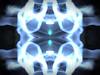 Cool Blue Orbs (jgesq) Tags: strange surreal symmetry abstract lightpainting lightpaintingbrushes lightbrushtools godlight
