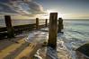 Great Yarmouth (John__Hull) Tags: great yarmouth east coast sea sand sky clouds groyne nikon d3200 sigma 1020mm waves light shadow england seascape