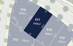Lot 517, 110 Hardys Road, Clyde North Vic