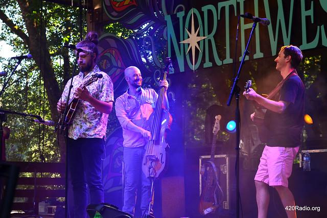 Yonder Mountain String Band - Northwest String Summit - North Plains, OR - 07/16/17