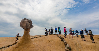 Yehliu Geopark, Queen's Head