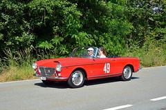Fiat Osca 1600 Cabriolet (Maurizio Boi) Tags: fiat 1600 osca cabriolet car auto voiture automobile coche old oldtimer classic vintage vecchio antique italy voituresanciennes worldcars