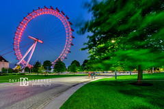 London Eye, South Bank, London, UK (davidgutierrez.co.uk) Tags: london photography davidgutierrezphotography city art architecture nikond810 nikon urban travel color night blue photographer uk southbank londonphotographer bluehour twilight buildings england unitedkingdom 伦敦 londyn ロンドン 런던 лондон londres londra europe beautiful cityscape davidgutierrez capital structure britain greatbritain d810 street longexposure le landmark ultrawideangle afsnikkor1424mmf28ged 1424mm arts lights colourful vibrant streets road attraction colors colours colour dusk streaminglights lighttrails londoneye waterloo riverthames westminster ferriswheel cocacolalondoneye londonboroughoflambeth circle