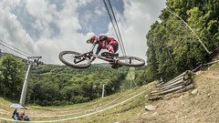 greg 3 (phunkt.com™) Tags: mont sainte anne dh downhill world cup 2017 uci phunkt phunktcom race photo photos keith valentine