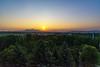 Yessentuki Sunrise (gubanov77) Tags: essentuki pyatigorsk russia caucasus sunrise mountain mashukmountain mountans mashuk
