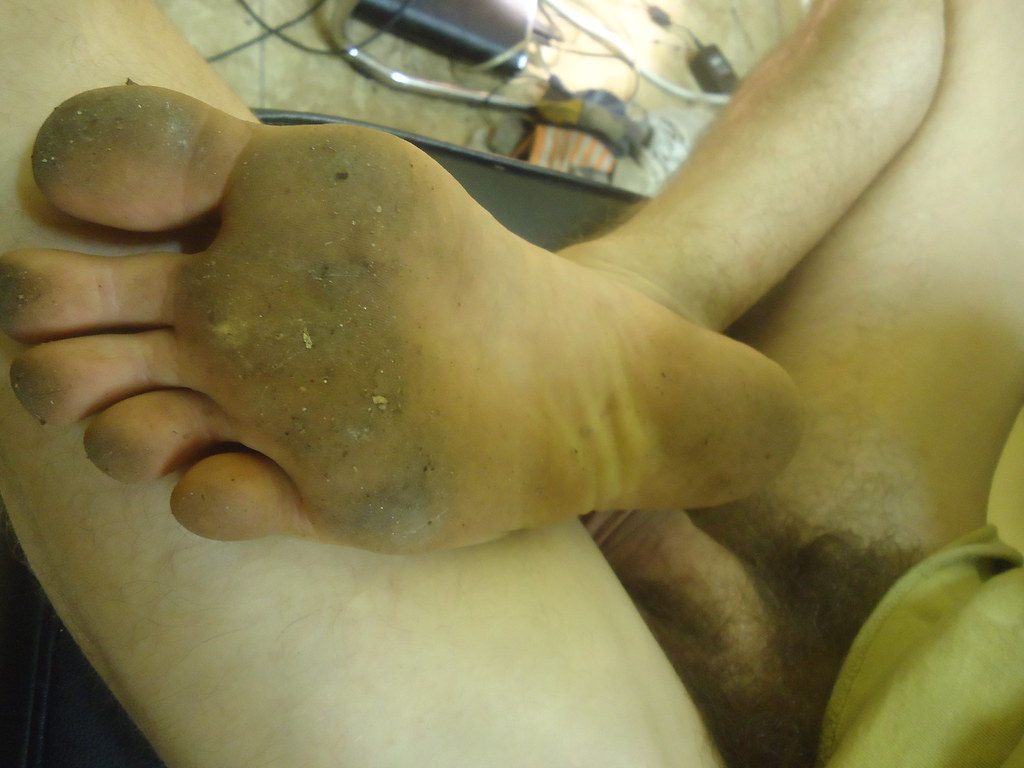Gay twink smelly feet thumbs xxx with 6
