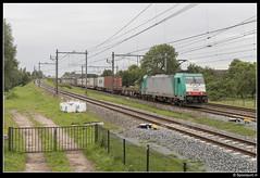 Lineas 2840 - 41784 (Spoorpunt.nl) Tags: 2 augustus 2017 lineas 2840 sweden xpress 41784 groenekan traxx trein