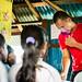 Rabindra Gurung in classroom