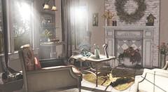 Peaceful living (Alexa Maravilla/Spunknbrains) Tags: spargelshinehomes zencreations myrinne cosmopolitan housedesign housedecor furniture home indoors country theloft jian secondlife