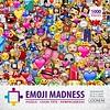 Emoji Madness: 1000 Pieces Emoji Jigsaw Puzzle Game - Emoticons Collage Art By Joonem (saidkam29) Tags: 1000 collage emoji emoticons game jigsaw joonem madness pieces puzzle