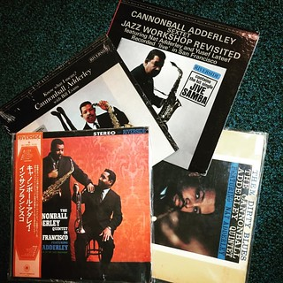 Happy would-be birthday Cannonball!  #canonballadderley 1928-1975