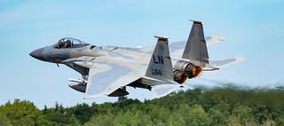 McDonnell Douglas F15C Eagle
