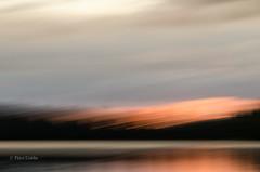 Sunset (grus_p) Tags: icm sunset evening softness lights colours sky lake reflections luminanceboréale finland beautyofnature