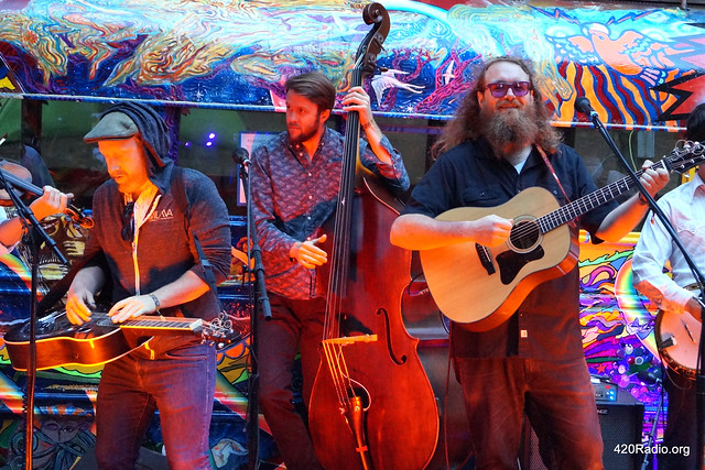 The Lil Smokies - Northwest String Summit, North Plains, OR - 07/13/17