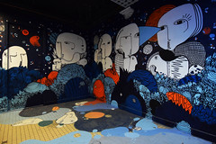 Mačka (HBA_JIJO) Tags: streetart urban graffiti paris art france artist hbajijo wall mur painting aerosol peinture murale spray bombing urbain rehab2 mačka