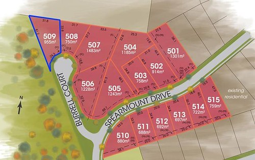 Lot 509 The Foothills Estate, Armidale NSW