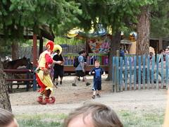 Just foolin around (jeffies.stuff) Tags: fair colorado summer jester fool