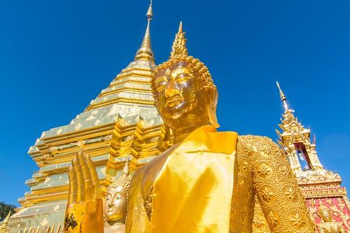 doi suthep pui chiang mai - thailande 41