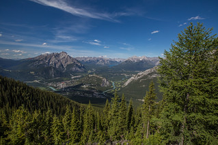 Banff Gondola-106