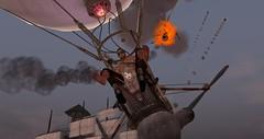 Avilion Nexus - CTA (Osiris LeShelle) Tags: secondlife second life avilion nexus medieval fantasy roleplay ani initiative beacon air balloon pirates combat