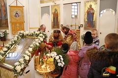 35. Праздник Святителя Николая в Кармазиновке
