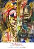 Robergeau Duverger poster design for VMoA (robduverger) Tags: trafficking humantrafficking humanfigure painting paintingonpaper robduverger valentinemuseumofart vmoa