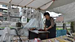 Takayama morning market (dw*c) Tags: takayama japan asia market markets trip travel nikon picmonkey
